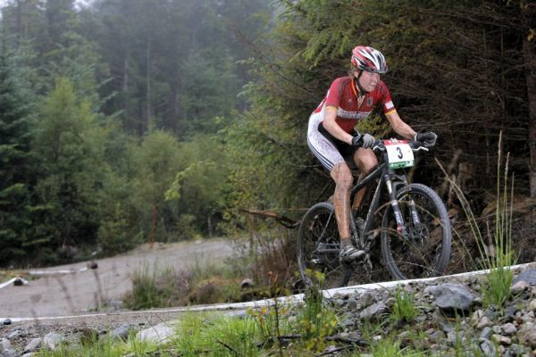 MS 2007 Fort William - juniorky