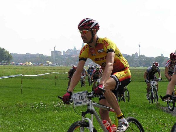 Krakowsk� marathon, 26.8. 2007, foto: Bob Damek
