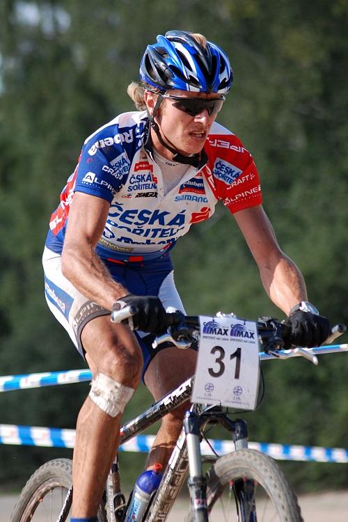 ČP XC no.5 2007 - Jablonec - Pavel Zerzan
