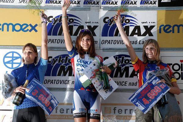 ČP XC no.5 2007 - Jablonec - nejlepší ženy