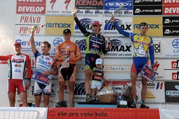 ČP XC no.5 2007 - Jablonec - nejlepší muži