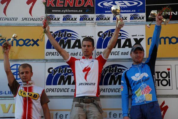 ČP XC no.5 2007 - Jablonec - konečné pořadí ČP mužů open