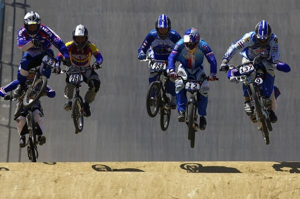 SP UCI BMX Supercross, 20.-21.8. 2007 Peking/Čína - Michal Prokop