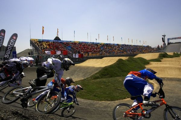 SP UCI BMX Supercross, 20.-21.8. 2007 Peking/Čína