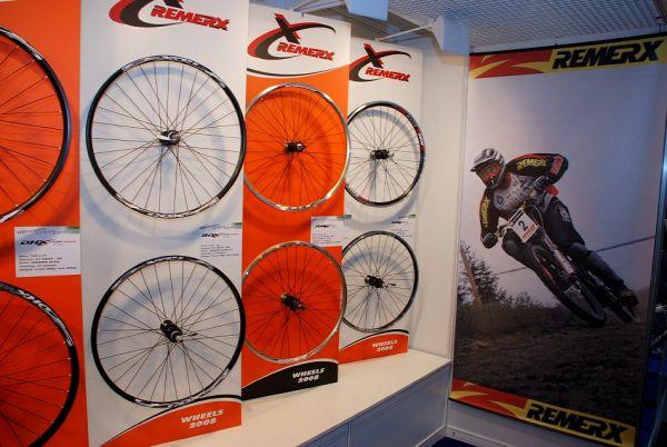 Remerx 2008 - Eurobike 2007 galerie