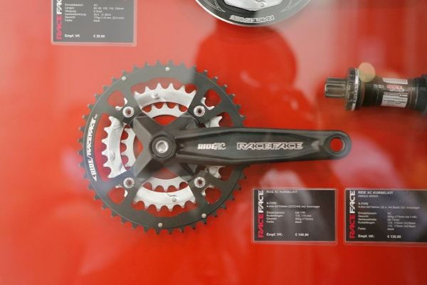 Race Face 2008 - Eurobike 2007 galerie