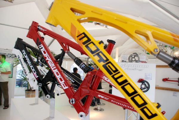 Morewood 2008 - Eurobike 2007 galerie