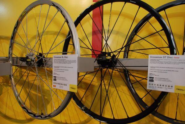 Mavic 2008 - Eurobike 2007 galerie