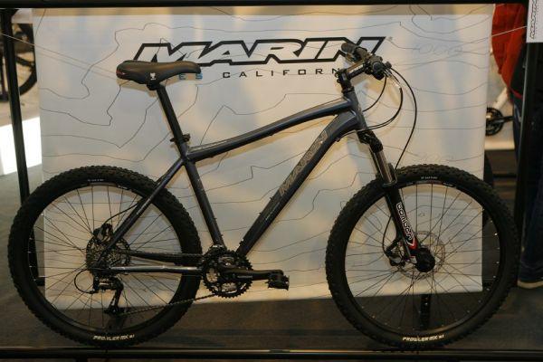 Marin 2008 - Eurobike 2007 galerie