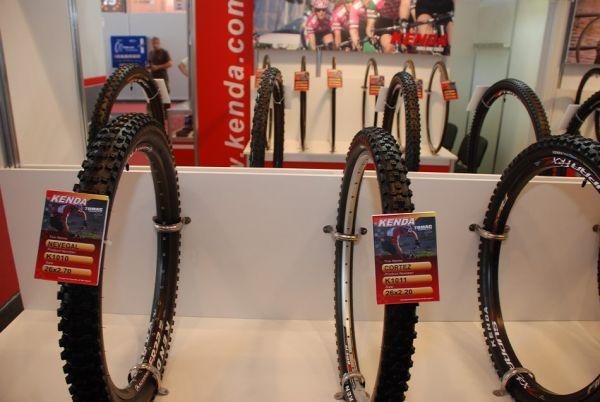 Kenda 2008 - Eurobike 2007 galerie