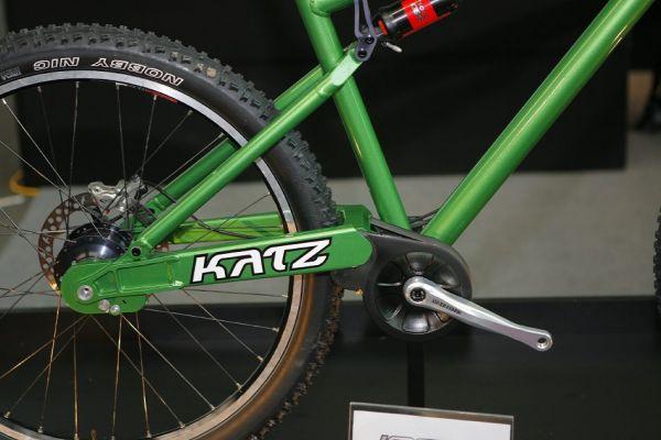 Katz 2008 - Eurobike 2007 galerie
