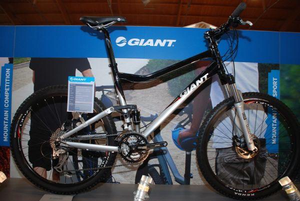 Giant 2008 - Eurobike galerie 2007