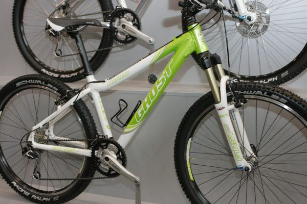 Ghost 2008 - Eurobike galerie 2007