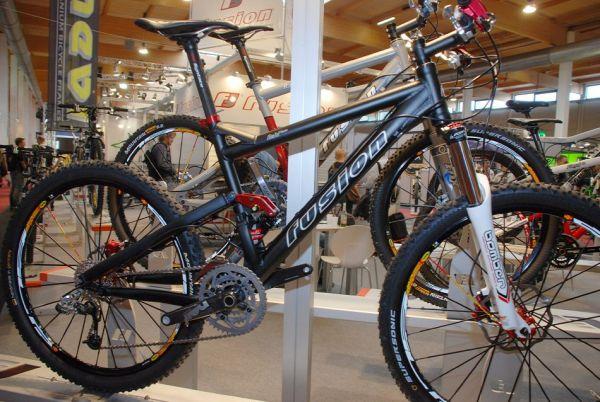 Fusion 2008 - Eurobike galerie 2007