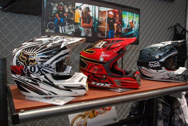 Fox 2008 - Eurobike galerie 2007