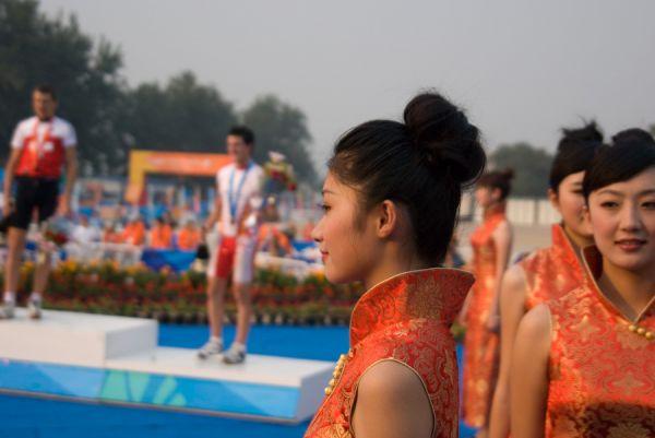 International Invitational MTB Competition - Peking, Čína 22.9. 2007, foto: Patrick Dean