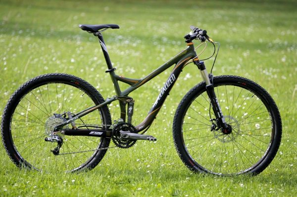 Specialized Stumpjumper FSR 29