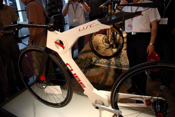 Cube 2008 - Eurobike 07 galerie