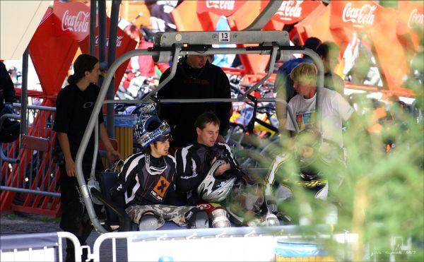 3DH Cup No.6 - Ještěd 2007