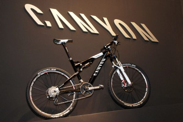 Canyon 2008 - Eurobike 07 galerie
