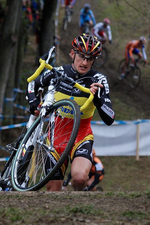 SP Cyklokros Tábor 2007 - Bart Wellens