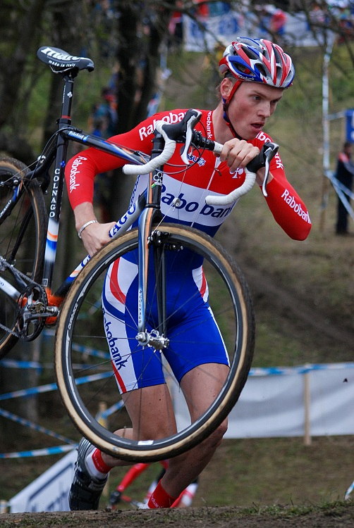 SP Cyklokros Tábor 2007 - Lars Boom