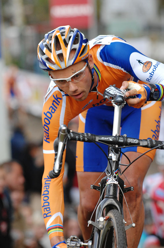 UCI Cyclo Cross World Cup #1 Kalmhout, 20.10.2007 foto: Frank Bodenmüller - Sven Nyjs