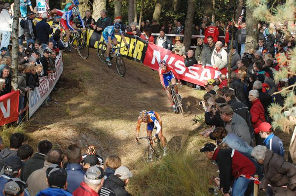 UCI Cyclo Cross World Cup #1 Kalmhout, 20.10.2007 foto: Frank Bodenmüller