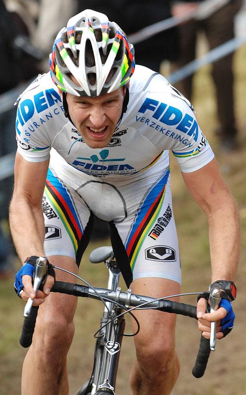 UCI Cyclo Cross World Cup #1 Kalmhout, 20.10.2007 foto: Frank Bodenmüller - Erwin Vervecken