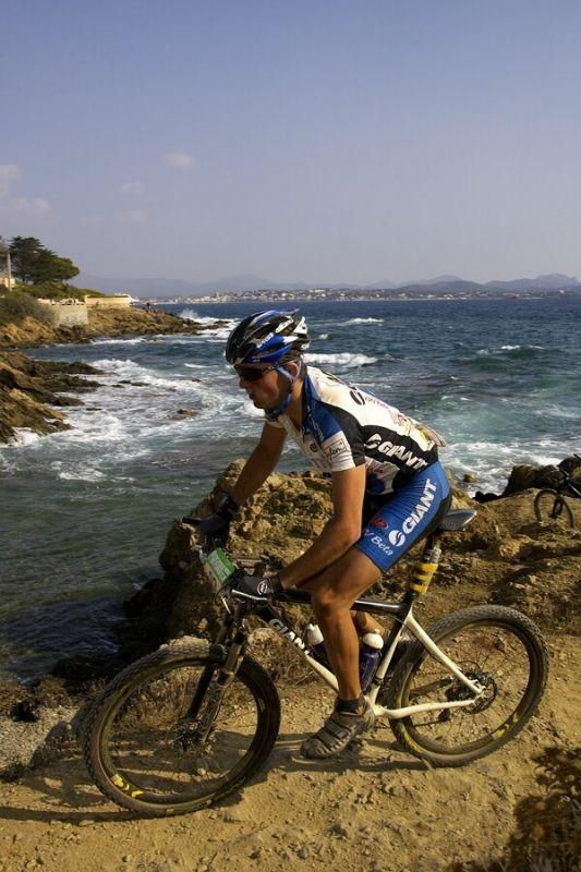 Roc d'Azur 2007 - Jan Škarnitzl