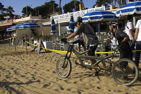 Roc d'Azur 2007 - fakt hustej tandem!
