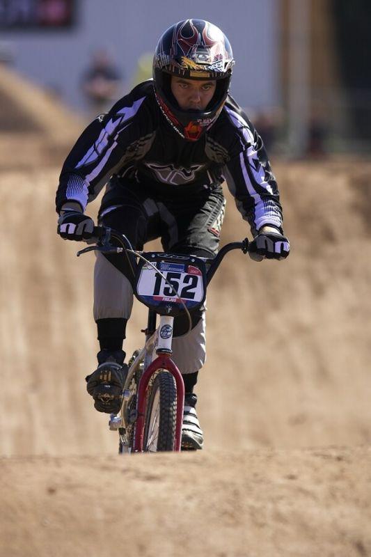UCI BMX SuperX   13.-14.10. 2007 - Frejus, Francie - Petr Mühlhans