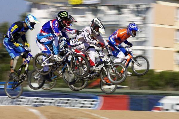 UCI BMX SuperX   13.-14.10. 2007 - Frejus, Francie