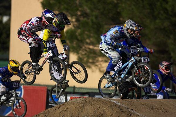 UCI BMX SuperX   13.-14.10. 2007 - Frejus, Francie - finále mužů