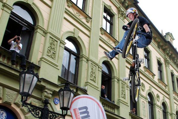 XBox 360 Slopestyle 2007 - Písek - Michal Maroši