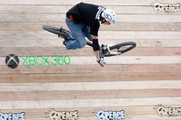 XBox 360 Slopestyle 2007 - Písek