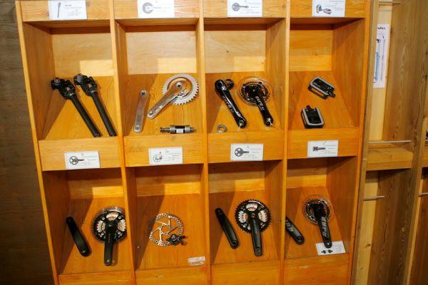 Suntour 2008 - Eurobike galerie 2007