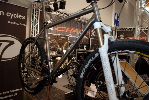 Seven 2008 - Eurobike galerie 2007