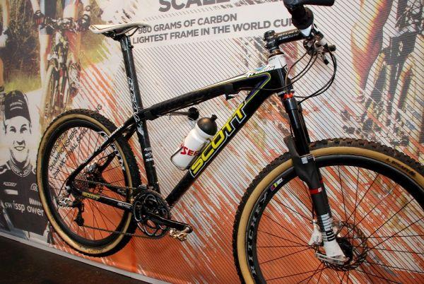 Scott 2008 - Eurobike galerie 2007
