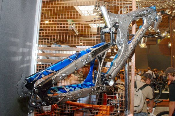 Santa Cruz 2008 - Eurobike galerie 2007