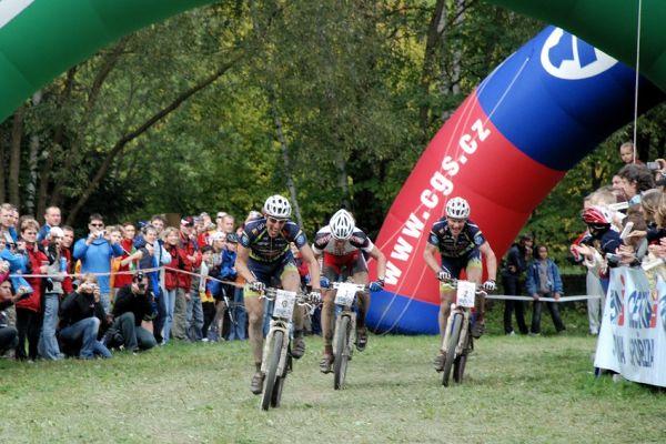 KPŽ Oderská mlýnice 2007 - závěrečný spurt