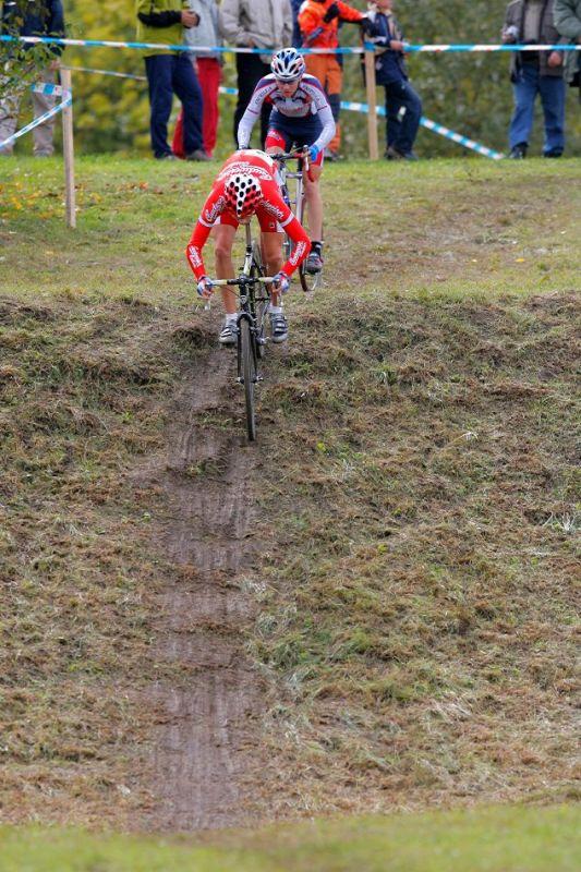 Cyklokrosový Toi Toi Cup No.2 Plzeň 2007