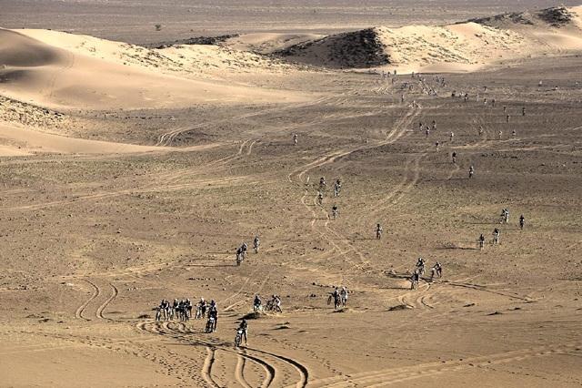 Nissan Titan Desert 2010